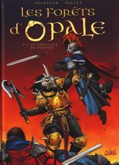 Les forêts d'Opale -6- Le sortilège du pontife