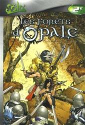 Les forêts d'Opale -1Solo- Le Bracelet de Cohars