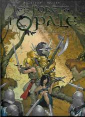 Les forêts d'Opale -1Cof- Le Bracelet de Cohars