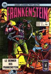 Frankenstein (Arédit - Comics Pocket) -3- Le dernier des Frankenstein