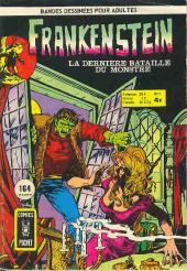 Frankenstein (Arédit - Comics Pocket) -1- La Dernière Bataille du monstre