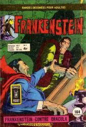 Frankenstein (Arédit - Comics Pocket) -4- Frankenstein contre Dracula