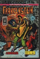 Frankenstein (Arédit - Comics Pocket) -5- Carnage