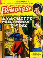 Frimousse -113- L'alouette chantera 3 fois