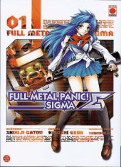 Full Metal Panic! Sigma -1- Tome 1