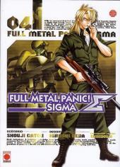 Full Metal Panic! Sigma -4- Tome 4