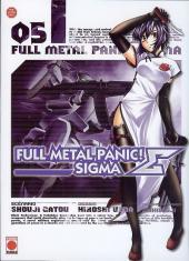 Full Metal Panic! Sigma -5- Tome 5