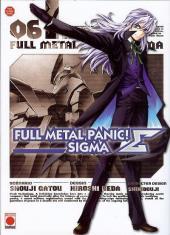 Full Metal Panic! Sigma -6- Tome 6