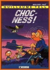 Guillaume Tell (Les aventures de) -6- Choc-Ness !