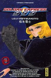 Galaxy express 999 -1- Tome 1