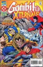 Gambit and the X-Ternals (1995) -2- Where no external has gone before