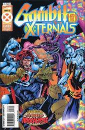 Gambit and the X-Ternals (1995) -3- To the limits of infinity