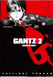 Gantz -2- Gantz 2