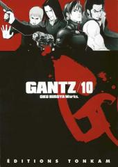 Gantz -10- Gantz 10