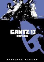 Gantz -13- Gantz 13