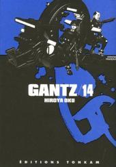 Gantz -14- Gantz 14