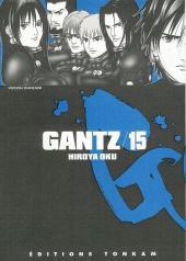 Gantz -15- Gantz 15