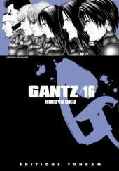 Gantz -16- Gantz 16