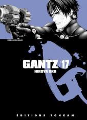 Gantz -17- Gantz 17