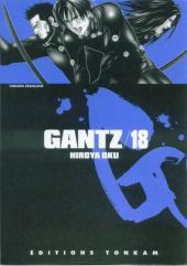 Gantz -18- Gantz 18