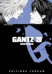 Gantz -20- Gantz 20