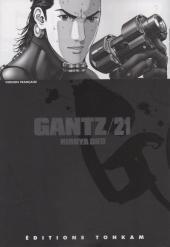 Gantz -21- Gantz 21