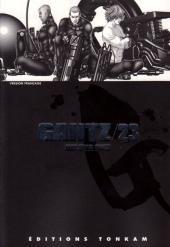 Gantz -23- Gantz 23