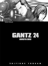 Gantz -24- Gantz 24