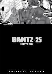 Gantz -25- Gantz 25