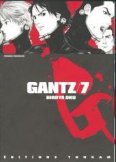Gantz -7- Gantz 7