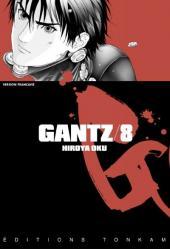 Gantz -8- Gantz 8