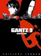Gantz -9- Gantz 9