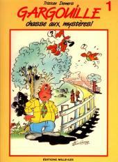 Gargouille -1- Chasse aux mystères !