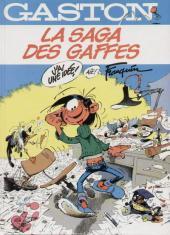 Gaston -14FL- La saga des gaffes