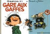 Gaston -1a2007- Gare aux gaffes