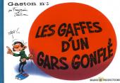 Gaston -5a- Les gaffes d'un gars gonflé