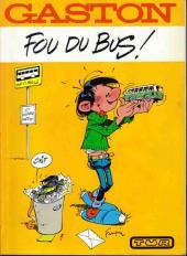Gaston (Hors-série) -FB27- Fou du bus - TUR
