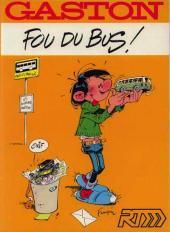 Gaston (Hors-série) -FB11- Fou du bus - RTM