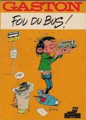 Gaston (Hors-série) -FB13- Fou du bus - CGFTE