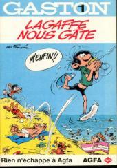 Gaston (Hors-série) -Ag1- AGFA1-Lagaffe nous gâte