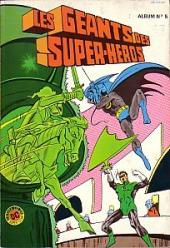 Les géants des super-héros -Rec05- Album N° 5 (n°9 et jeunes Titans n°9)