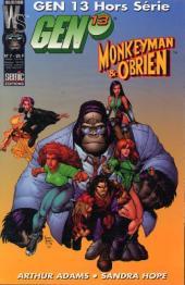 Gen 13 Hors Série -7- Monkeyman & O'Brien