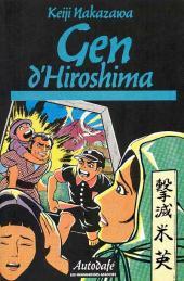 Gen d'Hiroshima - Tome 1