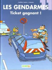 Les gendarmes (Jenfèvre) -11- Ticket gagnant !