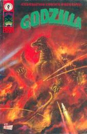 Génération Comics présente -1- Godzilla