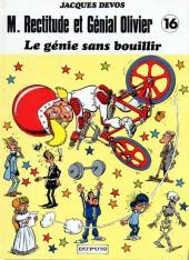 Génial Olivier -16- Le génie sans bouillir