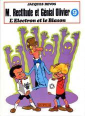 Génial Olivier -9a- L'électron et le blason