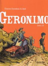 Geronimo (Joub/Davodeau) -1- Tome 1/3