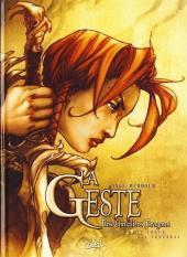 La geste des Chevaliers Dragons -8- Le chœur des ténèbres