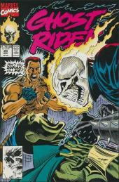 Ghost Rider (1990) -20- Sign of death